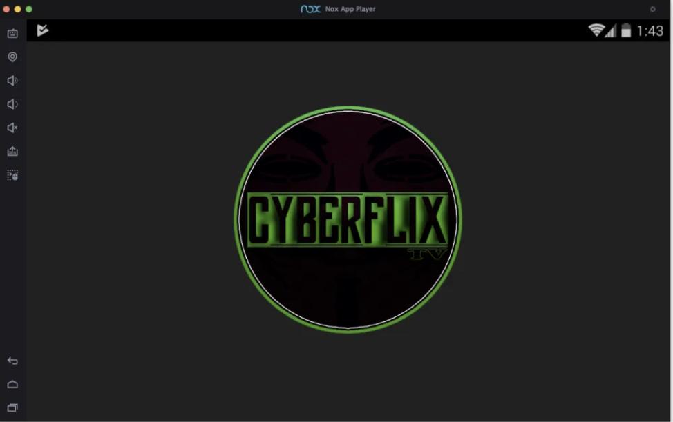 CyberFlix TV APK Free Download on PC
