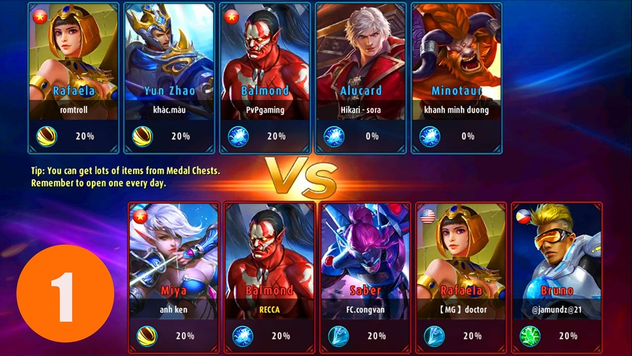 mobile legends bang bang on PC