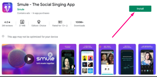 Play Smule on PC- Download