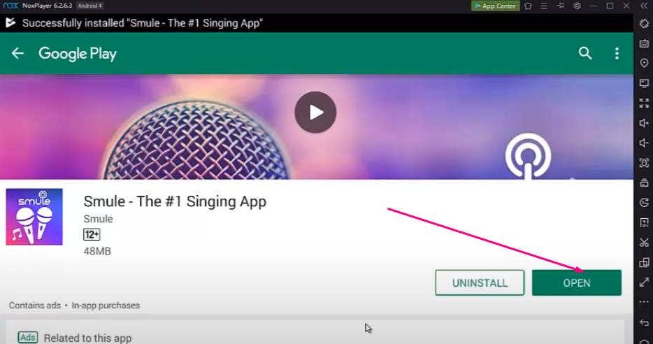 Record Smule App on PC - Download