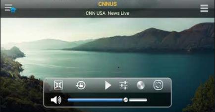 USTV Now Pro TV App for PC - Installed