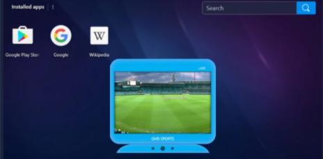 GHD Sports App Installed on Windows, Mac & Linux