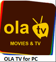 OLA TV App on PC