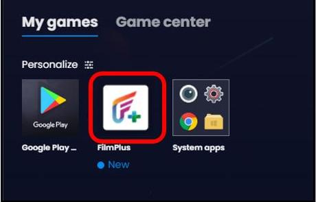 FilmPlus App Installed on Windows & Mac